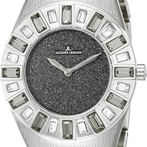 Jacques Lemans 1-1585G Cannes Analog Watch